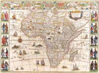 Afrika – Guiljelmo Blaeuw