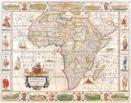 Afrika – Nicolaum Visscher