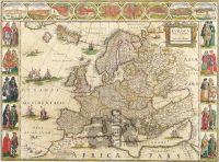 Evropa - Guiljelmo Blaeuw