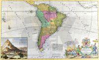Jižní Amerika – Herman Moll
