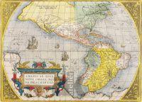 Severní a Jižní Amerika – Americae Sive